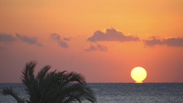 Sonnenaufgang Soma Bay Ägypten © Copyright by PANORAMO Bild lizensieren: briefe@panoramo.de