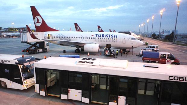Turkish Airlines © Copyright by PANORAMO Bild lizensieren: briefe@panoramo.de