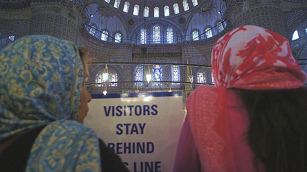 Istanbul © Copyright by PANORAMO Bild lizensieren: briefe@panoramo.de