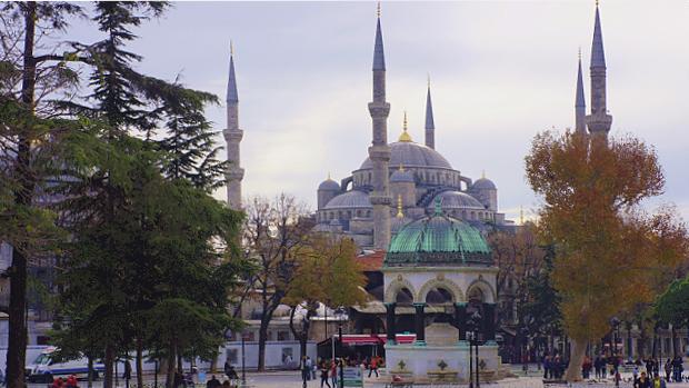 Wahrzeichen von Istanbul Istanbul © Copyright by PANORAMO Bild lizensieren: briefe@panoramo.de