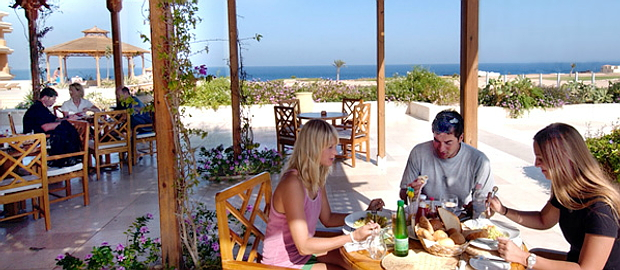 Soma Bay am Roten Meer © Copyright by Website http://www.residencedescascades.com