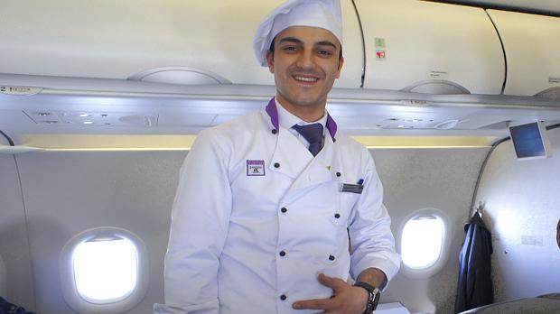 Turkish Airlines Business Class © Copyright by PANORAMO Bild lizensieren: briefe@panoramo.de