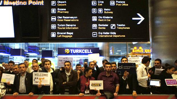 Airport Istanbul © Copyright by PANORAMO Bild lizensieren: briefe@panoramo.de