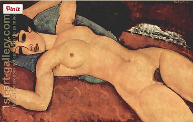 "© Copyright by <a href=""http://www.1st-art-gallery.com/Amedeo-Modigliani/Reclining-Nude-3.html"" target=""_blank""> 1st-art-gallery.com</a>"
