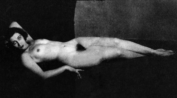 Jeanne Hebuterne Modell und Muse wohl von Amedeo Modigliani