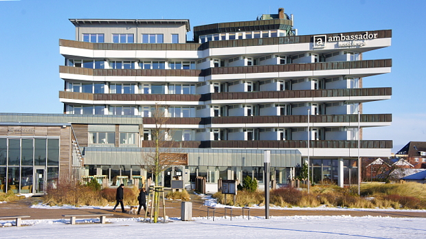 das ambassador in St. Peter Ording © Copyright by PANORAMO