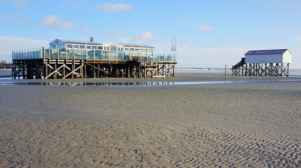 St. Peter Ording © Copyright by PANORAMO