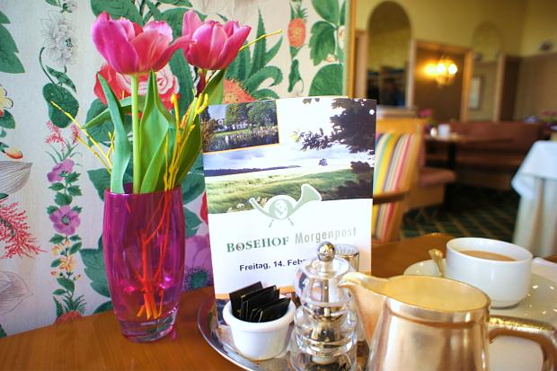 Frühstück im Bösehof Bad Bederkesa © Copyright by PANORAMO