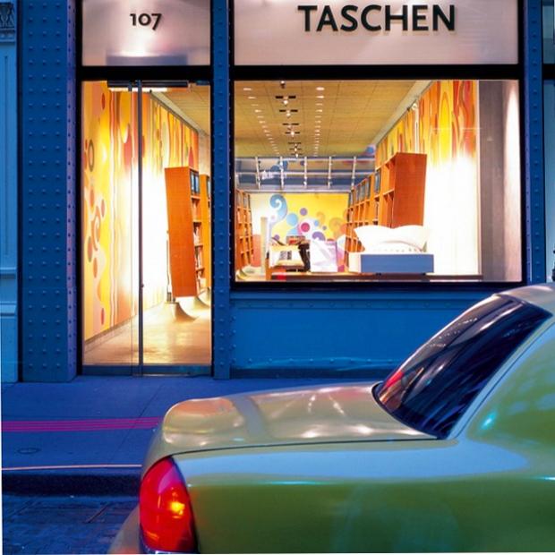 Taschen's New York Store © Copyright by Verlag Taschen