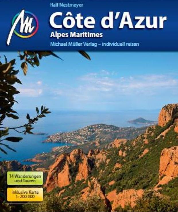 MM Cote d' Azur © Copyright by Michael Müller Verlag