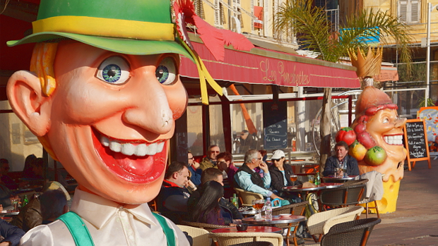 Karneval in Nizza © Copyright by PANORAMO