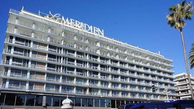 Le Meridien Nizza © Copyright by PANORAMO