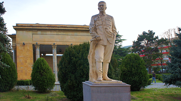 Stalin, geboren in Georgien © Copyright by PANORAMO.de