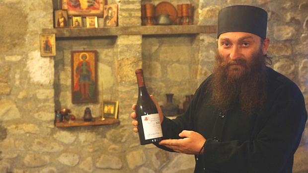 im Weinkeller des Kloster Alawerdi © Copyright by PANORAMO