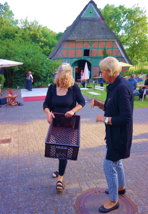 1. Scheunenfest Altes Forstamt Barlohe Nienborstel 2015 © Copyright by PANORAMO.de
