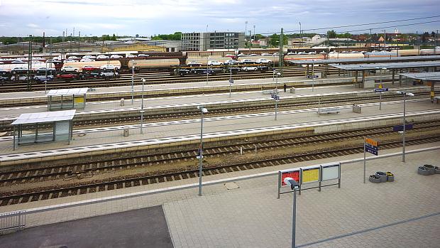 Intercity Ingolstadt © Copyright by PANORAMO.de