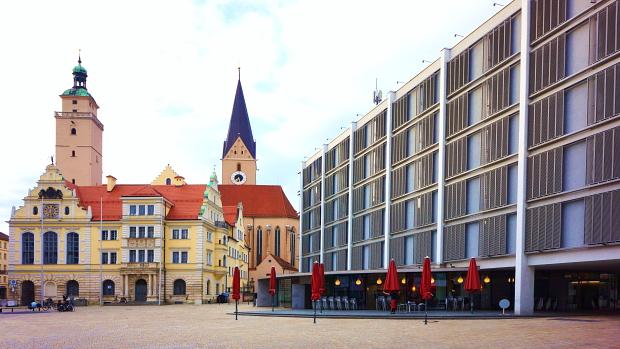 Ingolstadt © Copyright by PANORAMO.de