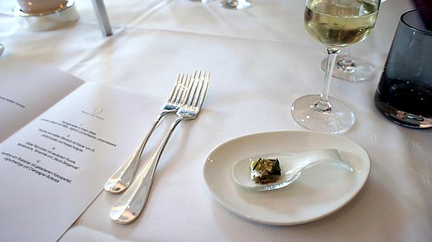 Gruß aus der Küche im Schanz Piesport © Copyright by PANORAMO.de