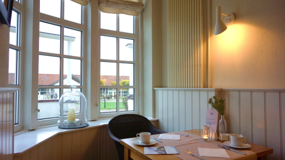 im Strandhotel Glücksburg © Copyright by PANORAMO.de