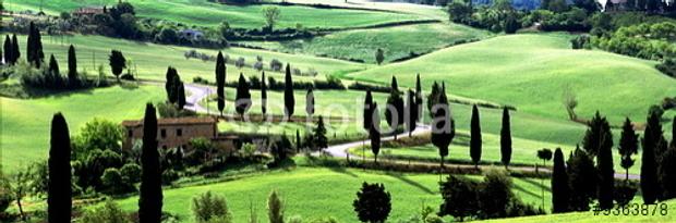 Traumlandschaft Toskana Foto ist hier sofort für Ihre Verwendung zum download bereit ab € 3,00 http://de.fotolia.com/id/9363878