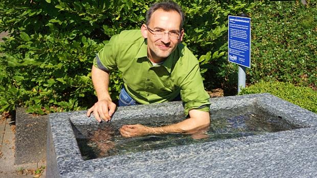 Bürgermeister von Bad Laasphe Dr. Spillmann © Copyright by Karl-Heinz Hänel