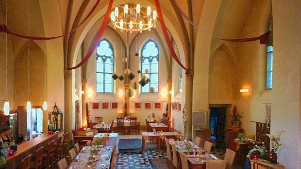 Restaurant Himmel und Erde von Dorothee Strieder © Copyright by Karl-Heinz Hänel