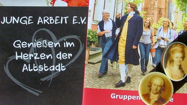 Auf den Spuren Goethes in Wezlar © Copyright by Karl-Heinz Hänel