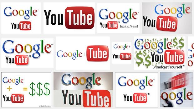 google / YouTube © Copyright by google