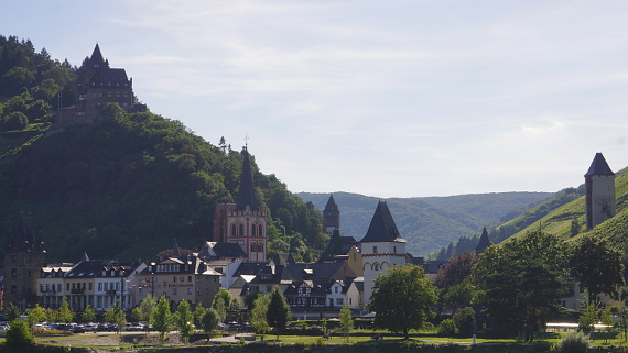 Bacharach am Rhein Foto © Copyright Karl-Heinz Haenel