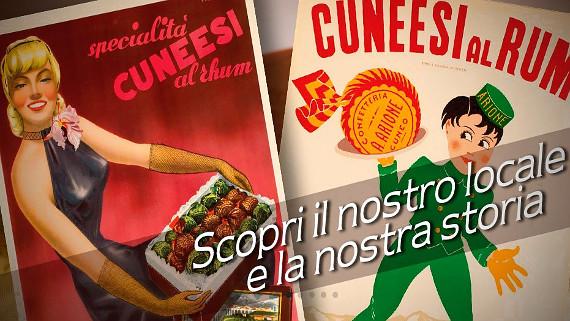 Das echte Cuneesi aus Cuneo Foto © Copyright GALLO Cuneo