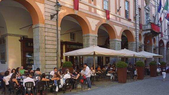 Cuneo, Piemont Foto © Copyright Karl-Heinz Hänel