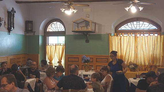Restaurante da Mose Foto © Copyright Karl-Heinz Haenel