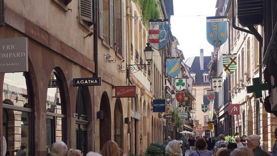 Stadtausflug Straßburg mit A-Rosa © Copyright Karl-Heinz Hänel