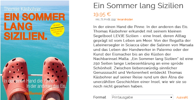 ein sommer lang sizilien