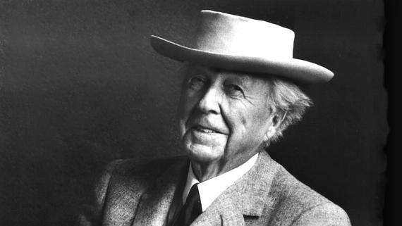 Frank Lloyd Wright © Copyright http://flwright.org