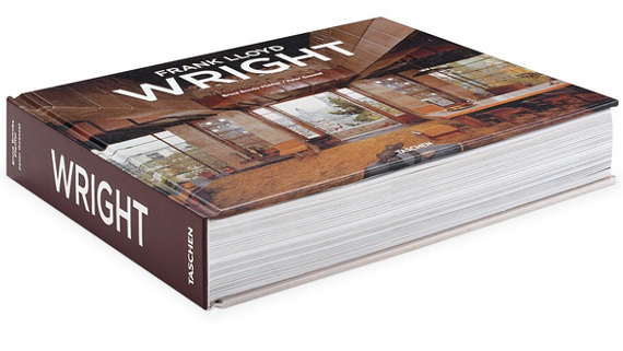 Bildband Frank Lloyd Wright © Copyright Taschen Verlag
