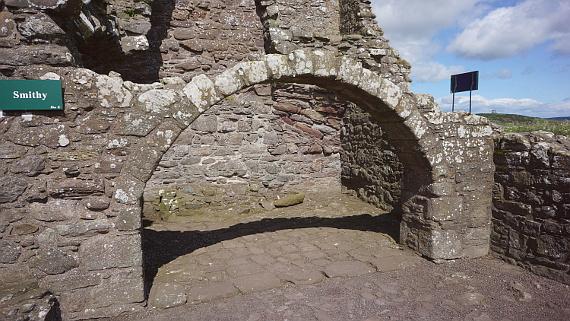 Dunnottar Castle - Visit Scotland © Copyright Karl-Heinz Hänel
