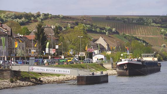 Nierstein am Rhein © Copyright Karl-Heinz Hänel