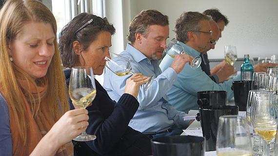 Weinverkostungs-Seminar © Copyright Karl-Heinz Hänel