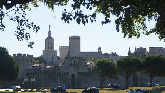 Avignon © Copyright by Karl-Heinz Hänel