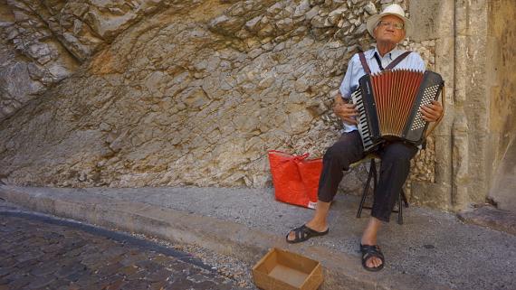 Avignon © Copyright by Karl-Heinz Hänel