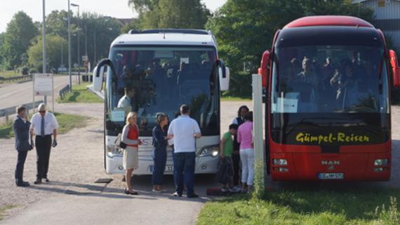 Busse © Copyright by Karl-Heinz Hänel