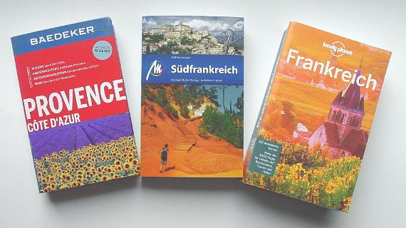3 Reiseführer im Angebot © Copyright Verlage & Karl-Heinz Hänel
