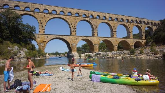 Pont du Gard © Copyright by Karl-Heinz Hänel