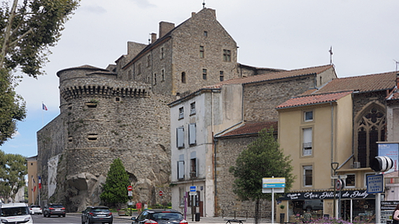 Tournon sur Rhone © Copyright by Karl-Heinz Hänel