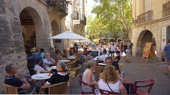 Uzes © Copyright by Karl-Heinz Hänel