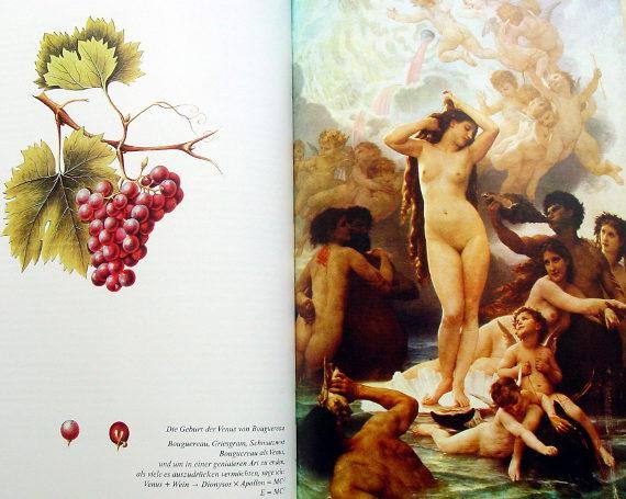 Bunt, schräg, sinnlich und was mit Wein...