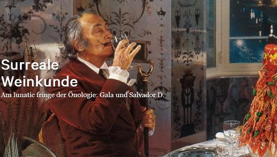 Die Weine von Gala © Copyright Faksimile TASCHEN Verlag