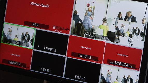 A-Rosa Pressekonferenz in Hamburg © Copyright by Karl-Heinz Hänel
