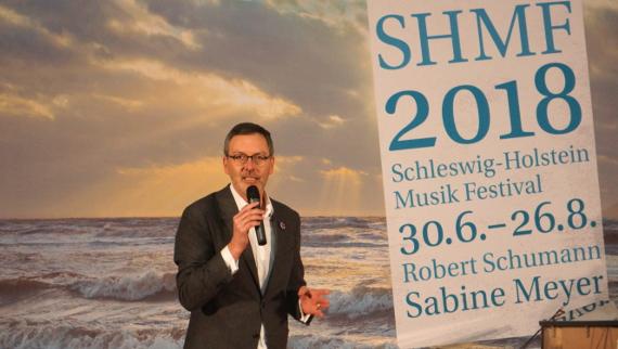 SHMF Intendant Dr.Christian Kunth SHMF 2018 © Copyright by Karl-Heinz Hänel